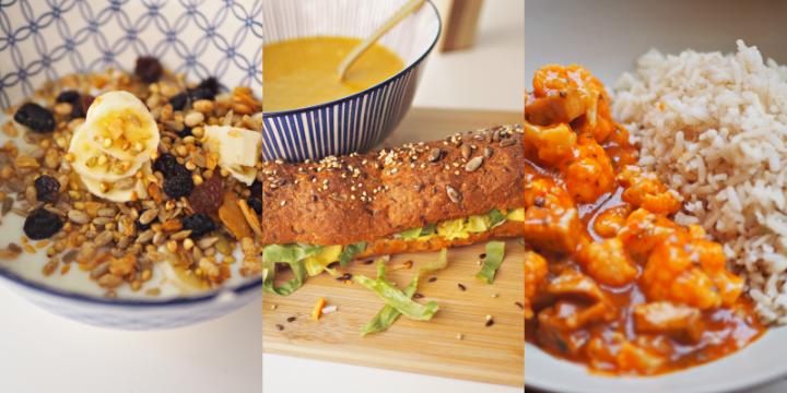 Wat ik glutenvrij eet op een dag #wijbloggenglutenvrij
