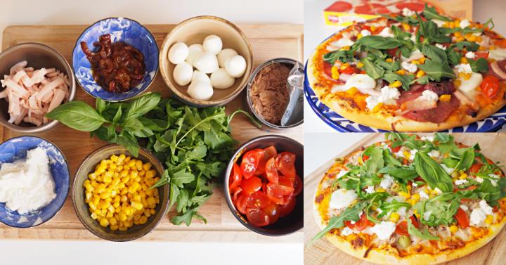 Mijn topping tips voor een glutenvrije pizza